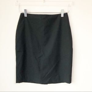 Banana Republic | Black Pencil Skirt